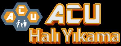 acu halı yıkama logosu